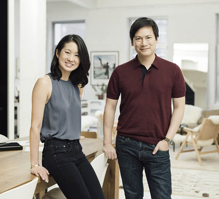 A Quick Bite with Eunice Byun, Co-founder of Material