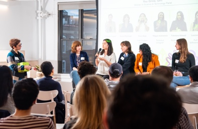 Bowery Farming Panel on Women in Ag