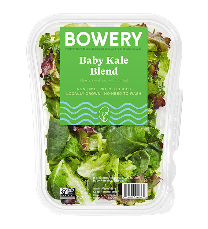 Baby Kale Blend Pack
