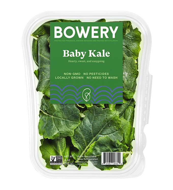 Baby Kale Pack