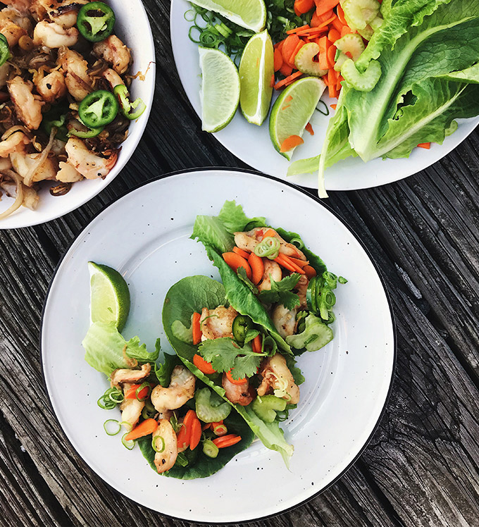 Bowery Romaine Lettuce Cups