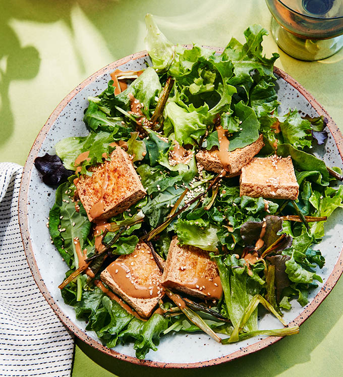 Bowery Baby Kale Blend Salad