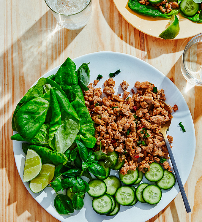 Turkey Larb Recipes