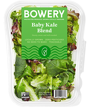 Bowery Baby Kale Blend