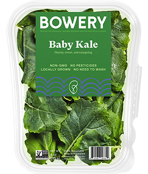 Bowery Baby Kale Package