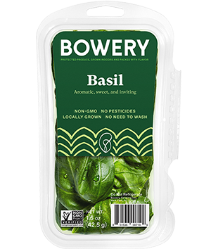 Bowery Basil Package