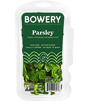 Bowery Parsley Package