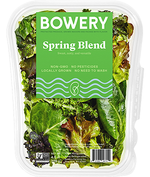 Bowery Spring Blend Package