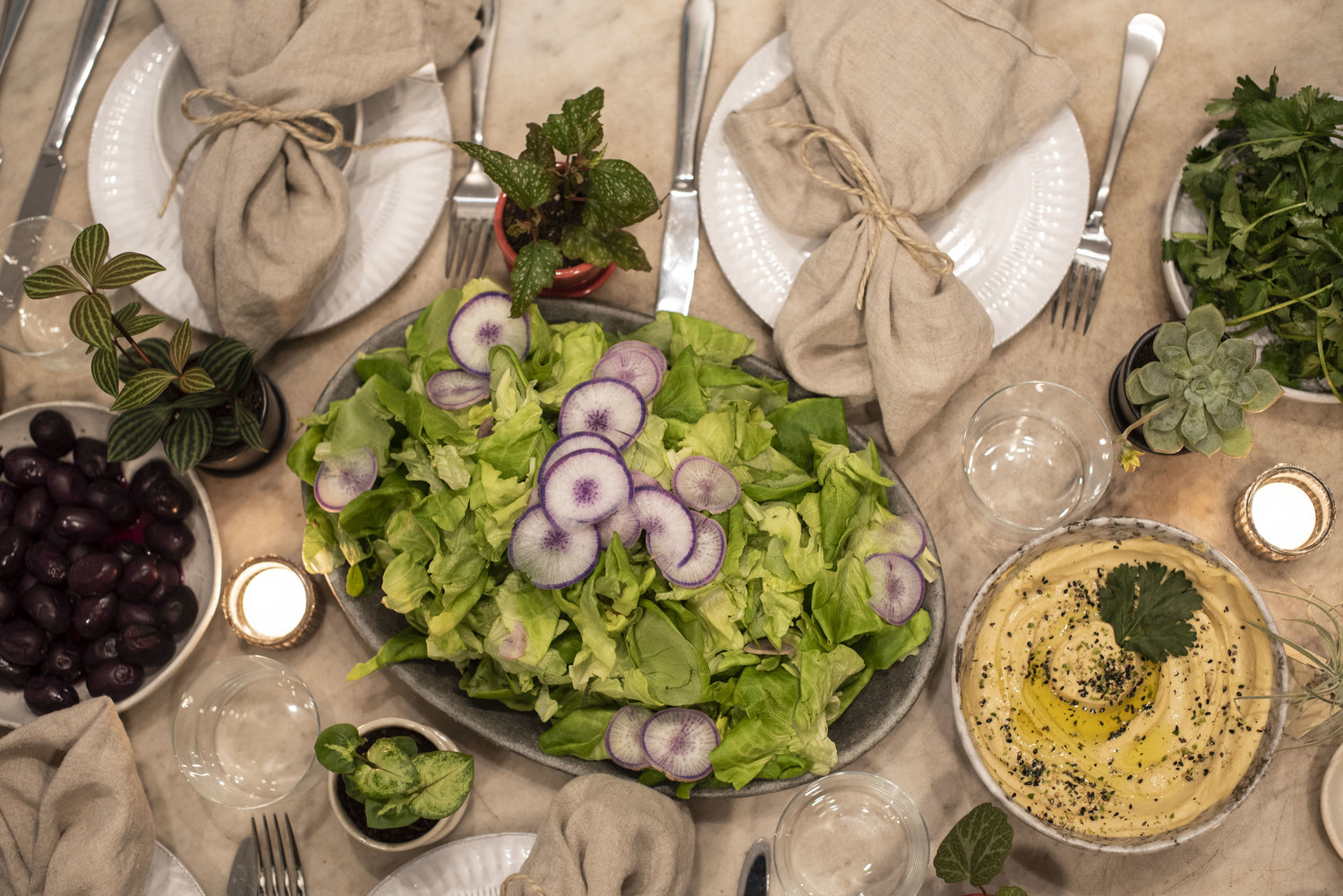 What We Learned at our Food Tabletop & Plant Styling Workshop2