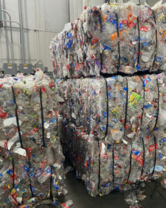 Plastic Bottles to be Recycled
